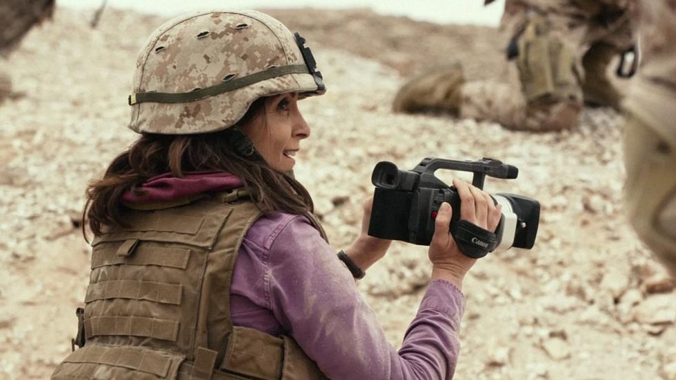 Trailer 'Whiskey Tango Foxtrot' plaatst Tina Fey in oorlogsgebieden