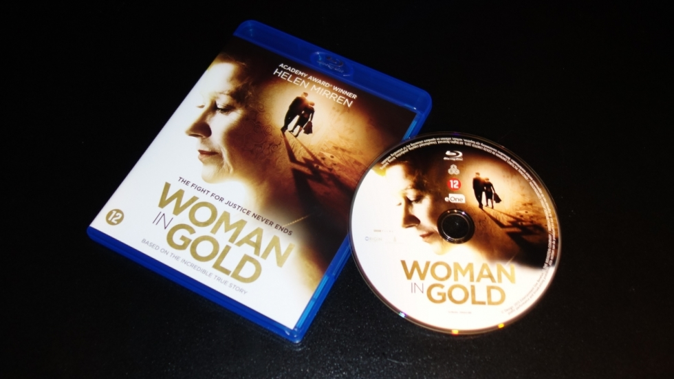Blu-Ray Review: Woman in Gold