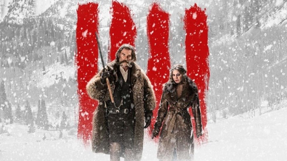 Nieuwe Tarantino in 70mm te zien in EYE