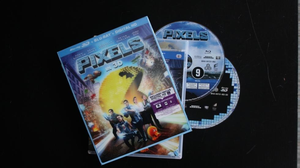 Blu-ray recensie: 'Pixels'