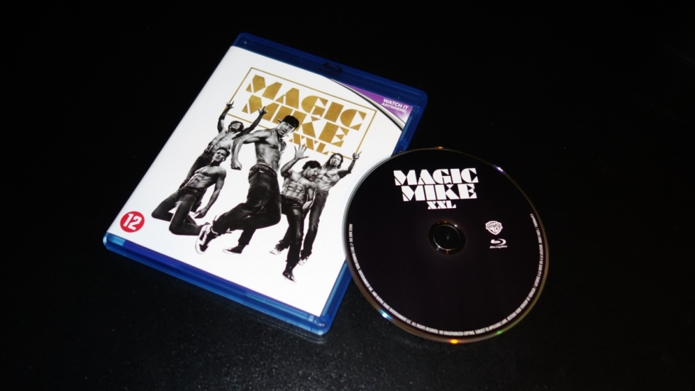 Blu-Ray Review: Magic Mike XXL