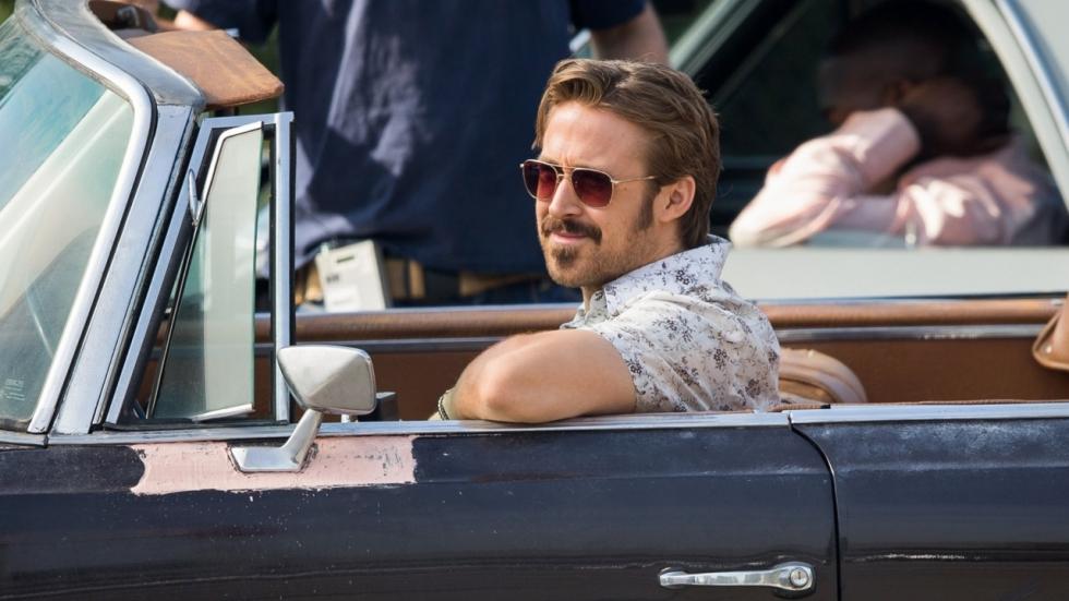 Russell Crowe en Ryan Gosling in eerste red-bandtrailer 'The Nice Guys'