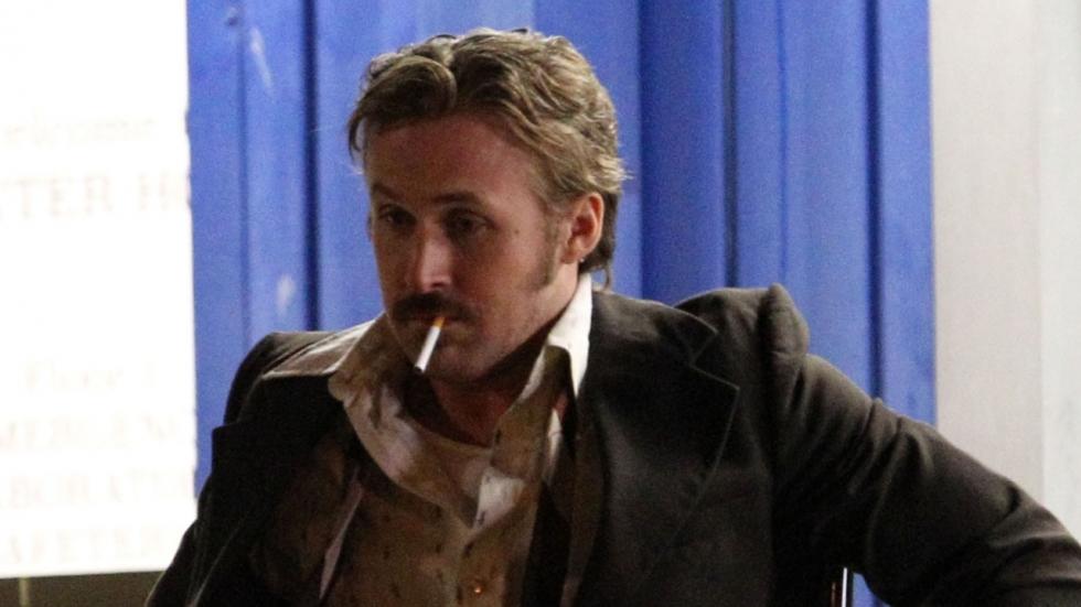 Eerste foto & poster 'The Nice Guys' met Ryan Gosling en Russell Crowe