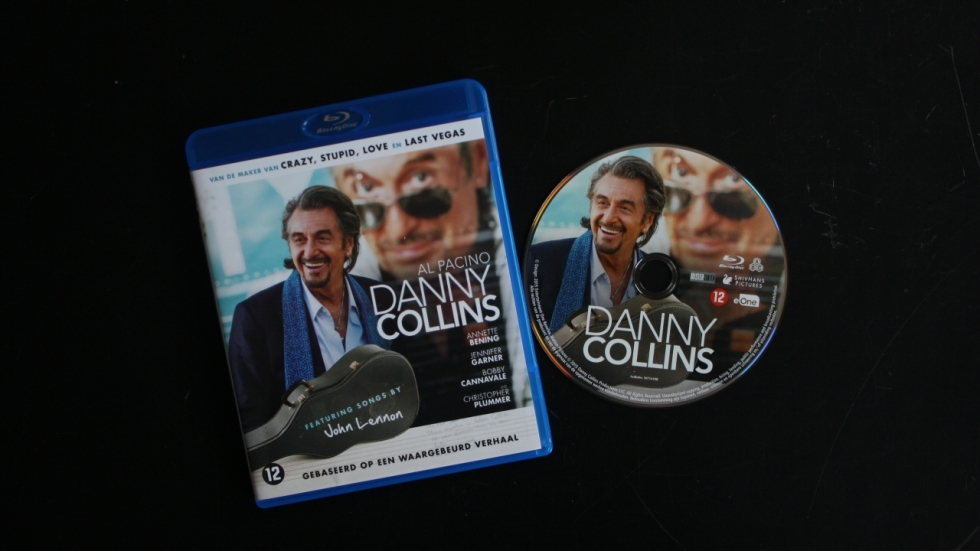 Blu-ray recensie: 'Danny Collins'