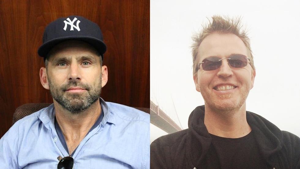 Interview met Shepherd Frankel en Jake Morrison