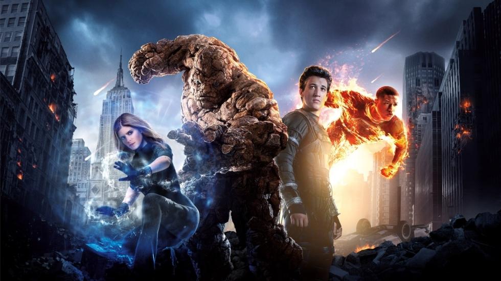Toch geen 'Fantastic Four'-vervolg op weg