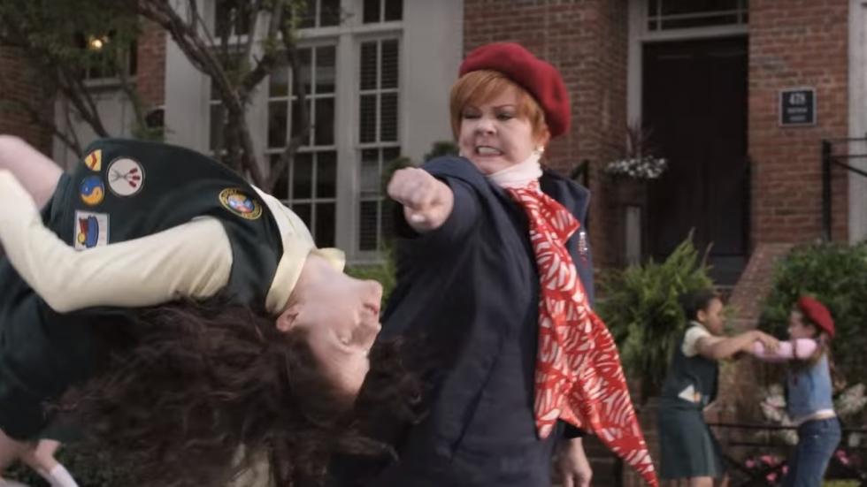 Melissa McCarthy beukt kinderen in elkaar in eerste trailer 'The Boss'