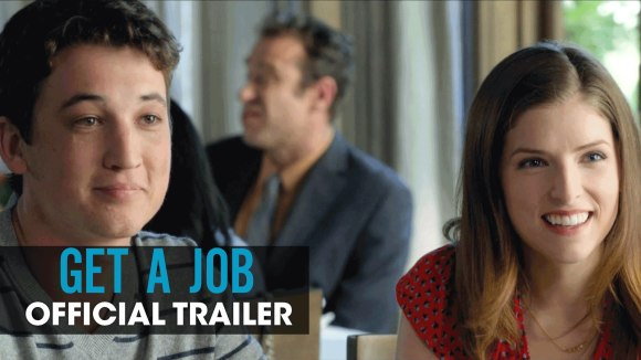 Get A Job  - official trailer