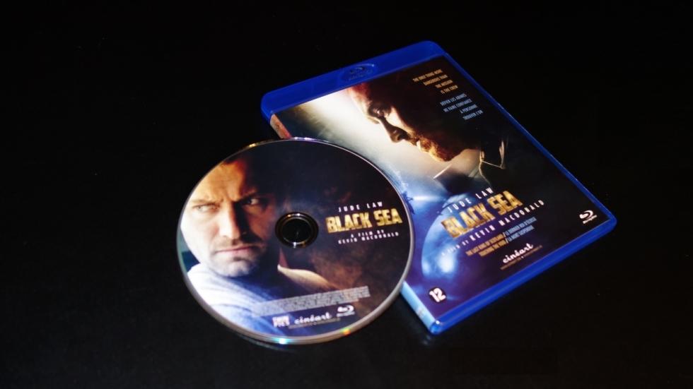 Blu-Ray Review: Black Sea