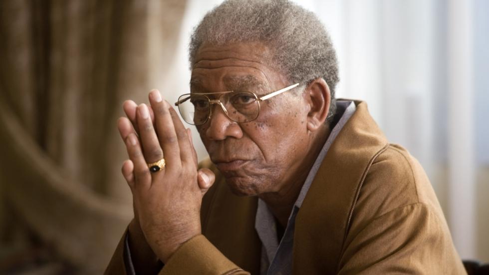 Morgan Freeman is één van de 'Cold Warriors'