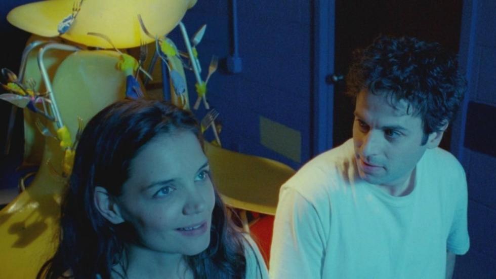 Katie Holmes is manisch depressief in trailer 'Touched with Fire'