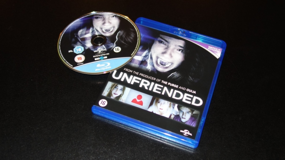 Blu-Ray Review: Unfriended