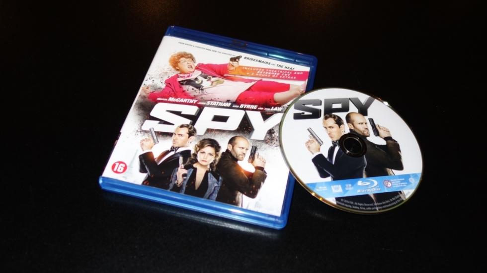 Blu-Ray Review: Spy