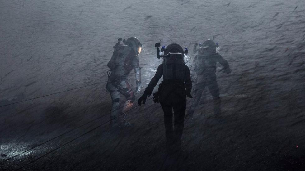 'The Martian' winnaar van zwakste bioscoopweekend van 2015