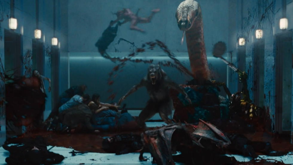 POLL: tegenstanders in horrorfilms