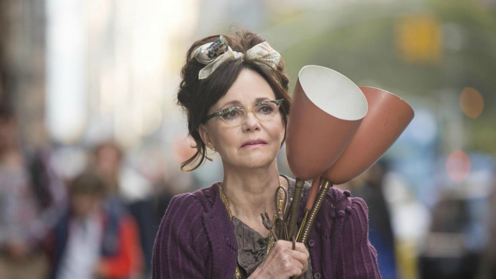 Sally Field jaagt haar dromen na in trailer 'Hello, My Name is Doris'