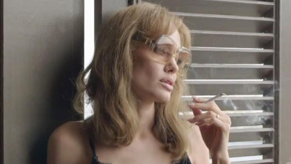 Angelina Jolie en Brad Pitt in nieuwe trailer 'By the Sea'