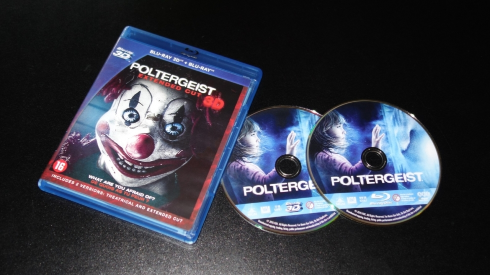 Blu-Ray Review: Poltergeist (Extended Cut)