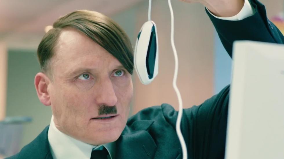 Duitse Hitler-komediehit 'Er ist wieder da' in Nederlandse bioscoop