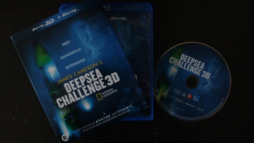 Blu-ray recensie: 'Deepsea Challenge 3d'