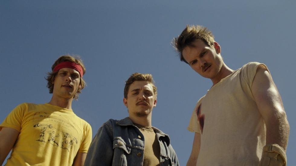 Trailer: Tom Sawyer en Huckleberry Finn zijn volwassen in 'Band of Robbers'