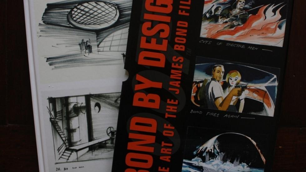 Fraai boek - Bond by Design