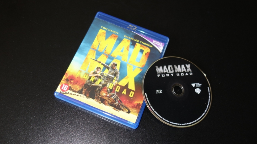 Blu-Ray Review: Mad Max: Fury Road