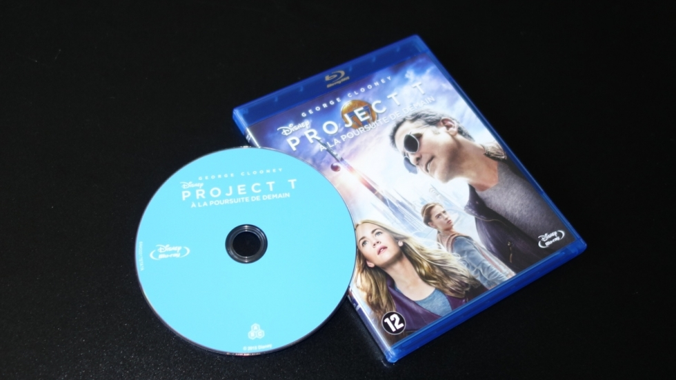 Blu-Ray Review: Tomorrowland a.k.a. Project T
