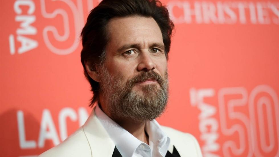 Jim Carrey maakt zich op voor misdaadfilm 'True Crimes'