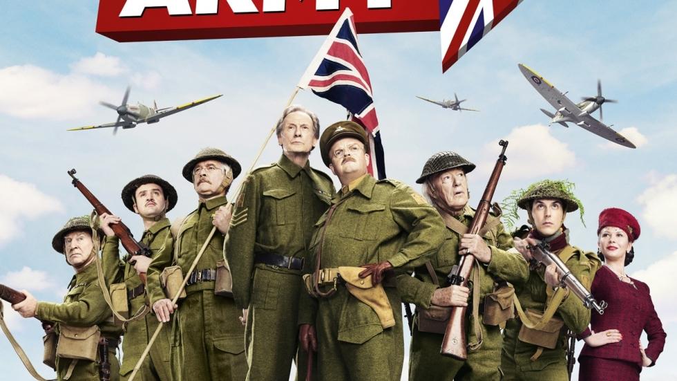 Trailer en posters 'Dad's Army'