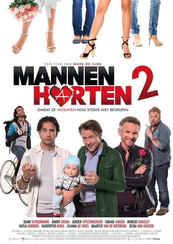 Eerste trailer 'Mannenharten 2'