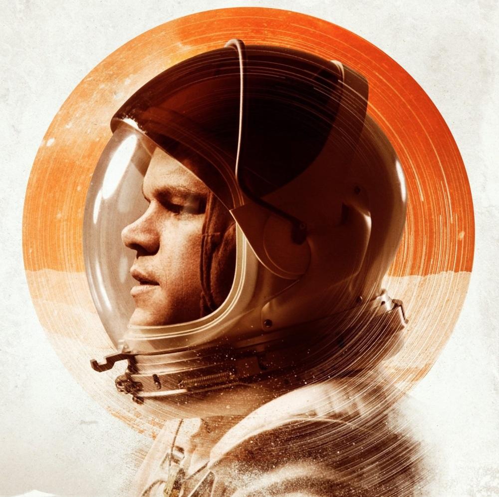 'The Martian' eenzaam aan kop met $55 miljoen