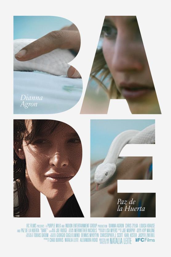 Trailer: Dianna Agron en Paz De La Huerta worden verliefd in 'Bare'
