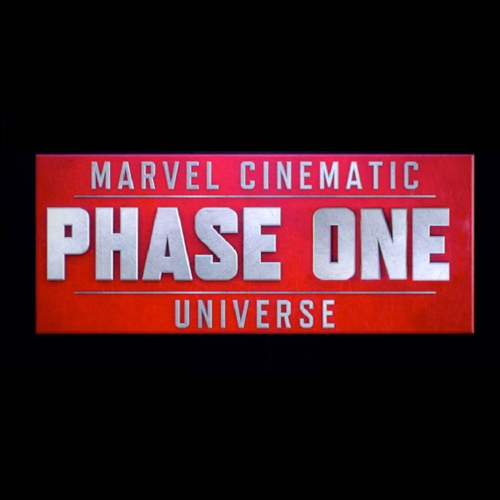 Het 'Marvel Cinematic Universe - Phase 1' in 10 minuten