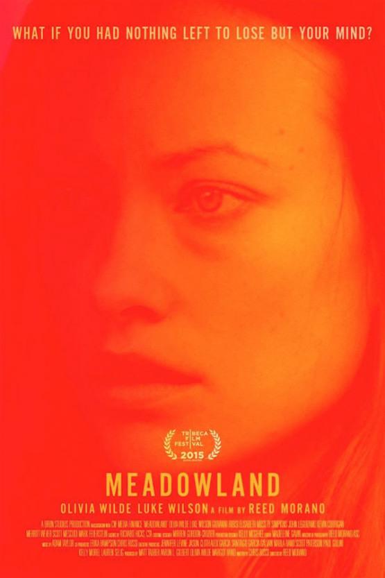 Olivia Wilde en Luke Wilson draaien door in eerste trailer 'Meadowland'