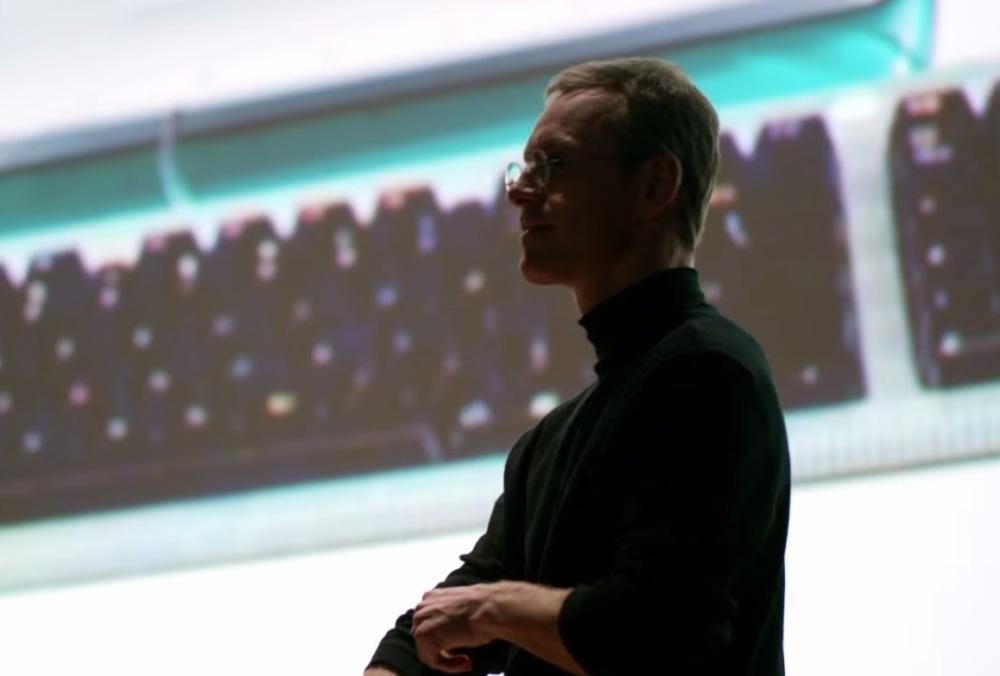Tweede trailer Danny Boyle's 'Steve Jobs'