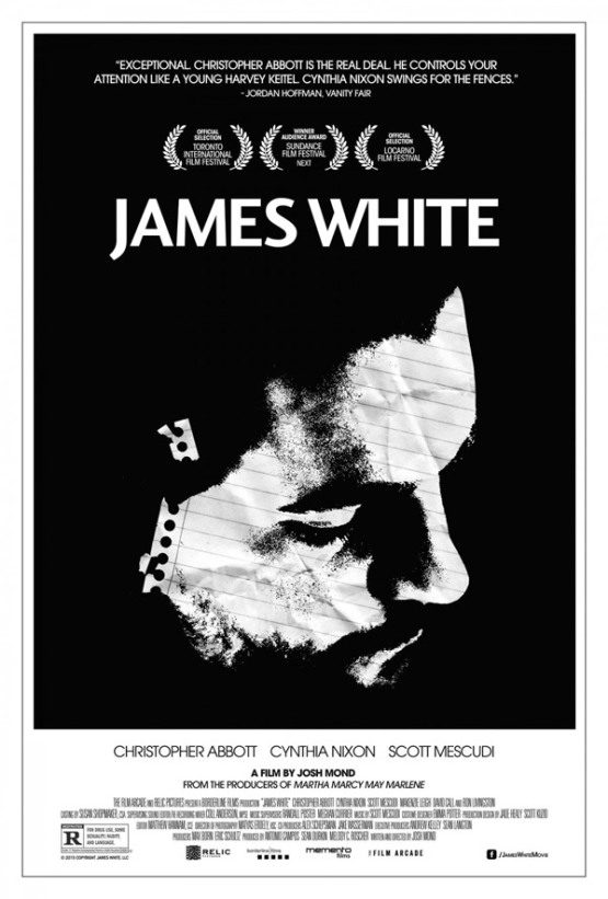 Eerste trailer Sundance-drama 'James White'