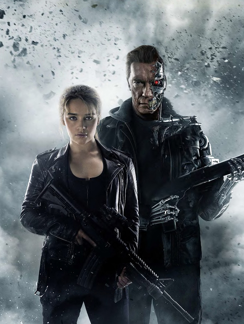 'Terminator Genisys' grote hit aan Chinese Box Office