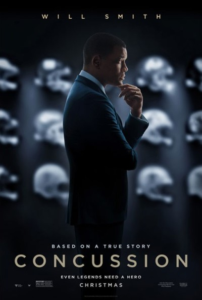 Trailer 'Concussion' met Will Smith