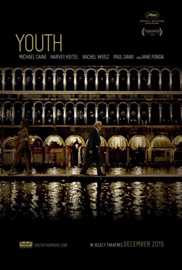Michael Caine als gepensioneerde dirigent in nieuwe trailer 'Youth'