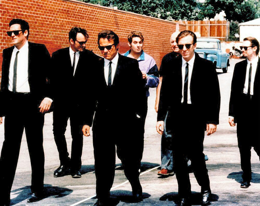 Cult tv-tip: 'Reservoir Dogs'