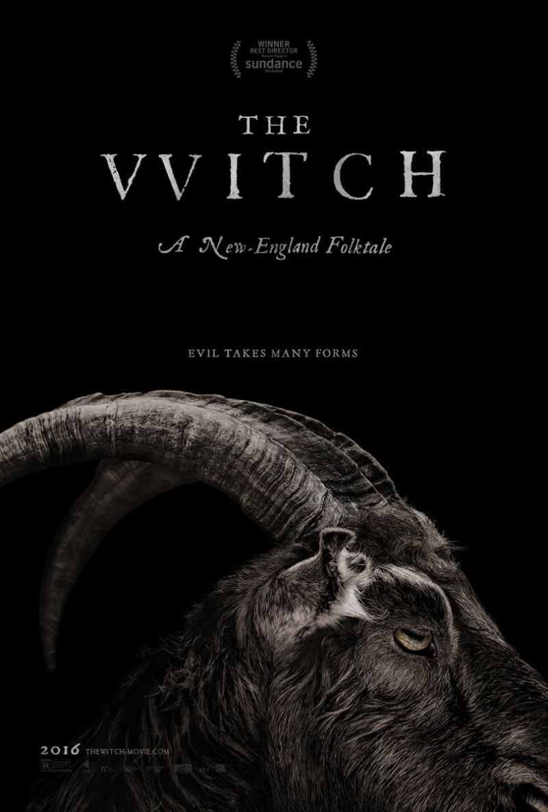 Creepy trailer en poster 'The Witch'