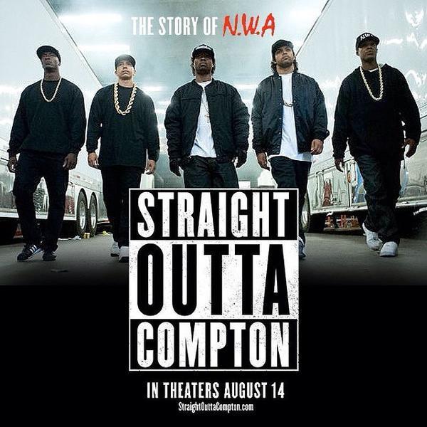 'Straight Outta Compton' volgend succesnummer voor Universal Pictures