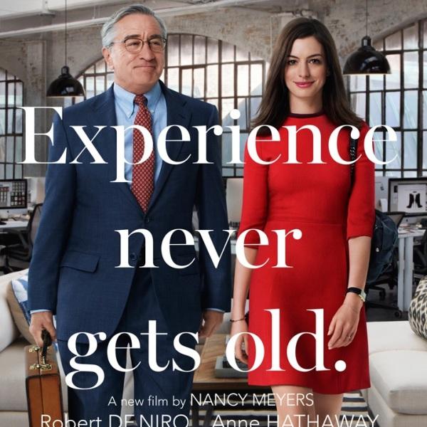 Trailer & poster 'The Intern' met Anne Hathaway en Robert De Niro