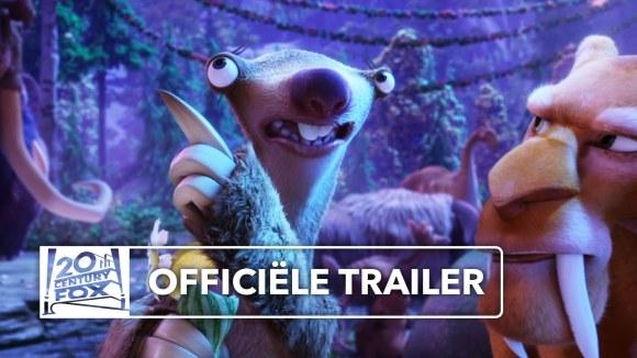 Trailer vijfde 'Ice Age'-film