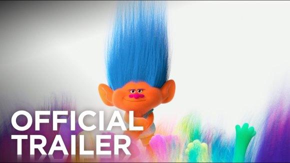 Teaser trailer 'Trolls'