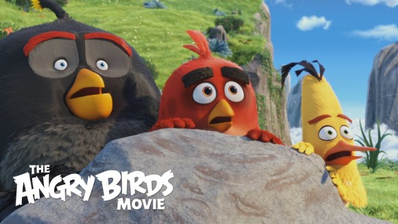 Trailer 'The Angry Brids Movie'