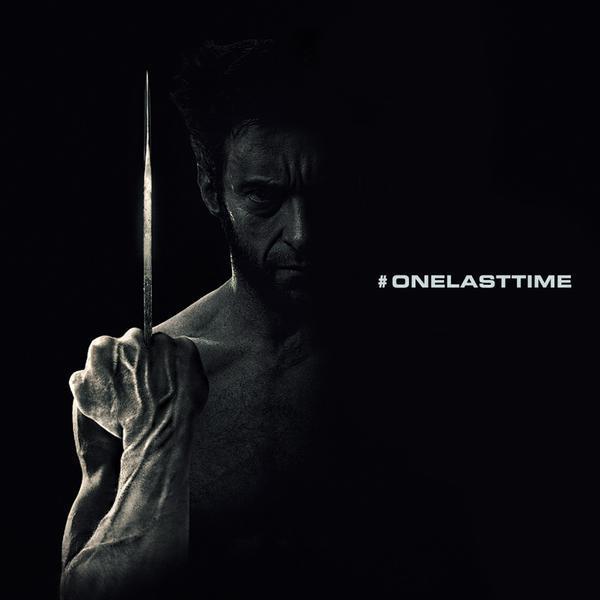 Teaserfoto voor Hugh Jackmans laatste 'Wolverine'