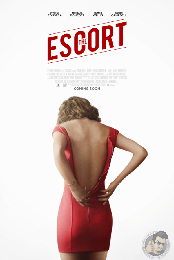 Lyndsy Fonseca is 'The Escort' in eerste trailer