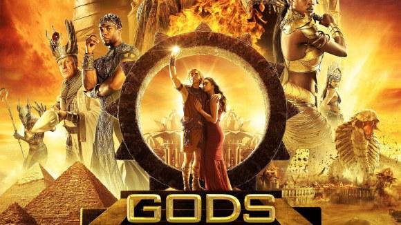 TV Spot for 'Gods of Egypt'